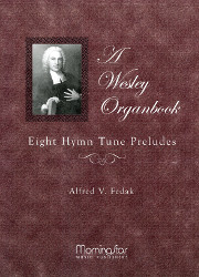 Alfred Fedak, A Wesley Organbook