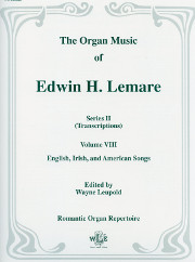 Edwin H. Lemare, Transcriptions: English, Irish, and American Songs, Series 2, Volume 8