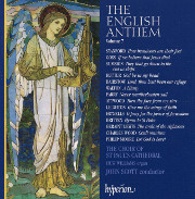 The English Anthem, Vol. 7 Music from St. Paul's Cathedral, London, England