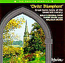 The English Hymn, Volume 1: Christ Triumphant, Great Hymn Tunes of the 20th Century