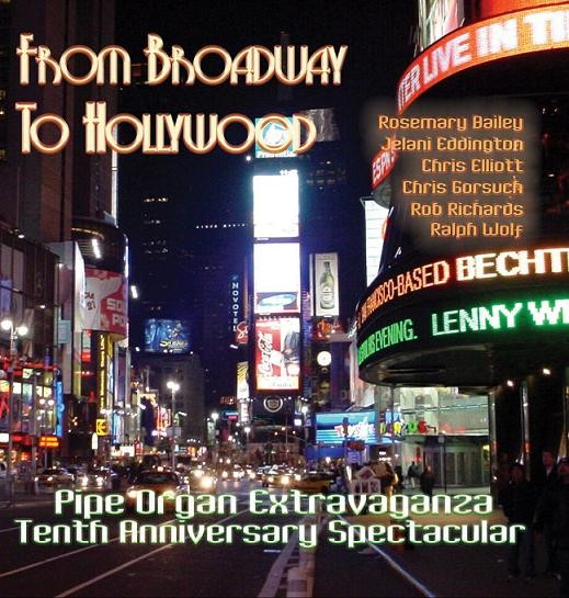 Extravaganza 10: From Broadway to Hollywood