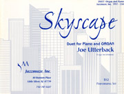 Joe Utterback, Skyscape, duet for piano and organ