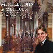 Felix Hell's Mendelssohn Sonatas at Methuen
