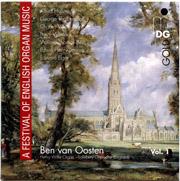 A Festival of English Organ Music, Volume 1