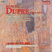 Filsell Plays Dupré, Volume 10