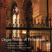 Organ Music of Frescobaldi