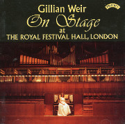 """Gillian Weir """"On Stage"""" at Royal Festival Hall"""