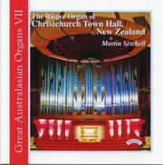 Great Australasian Organs VII