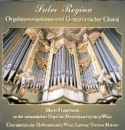 Gregorian Chant & Organ: Improvisation in Vienna