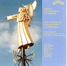 Great Cathedral Anthems Volume 1 Guildford Cathedral