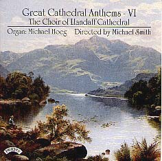Great Cathedral Anthems, Volume 6 Llandaff Cathedral