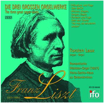 Great Liszt, Grand Walcker