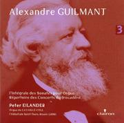 Guilmant Organ Works, Volume 3