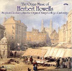 Herbert Howells Organ Works, Vol. 1
