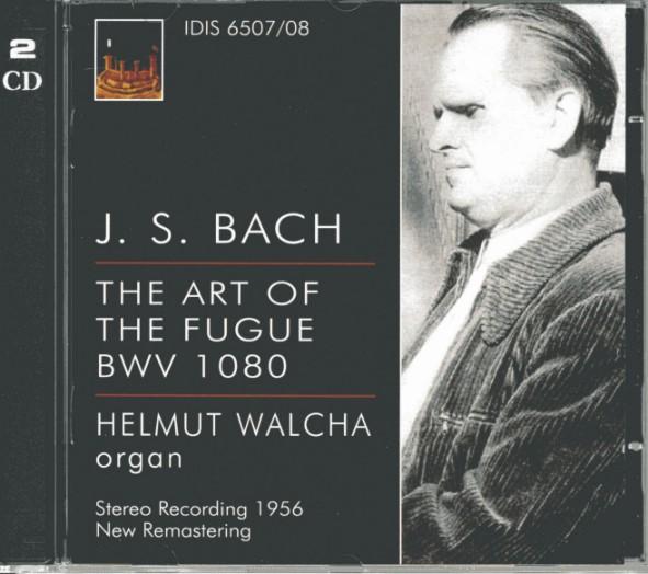 Helmut Walcha Plays Bach's Art of Fugue