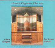 Historic Organs of Chicago