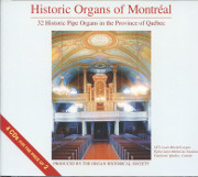 Historic Organs of Montréal