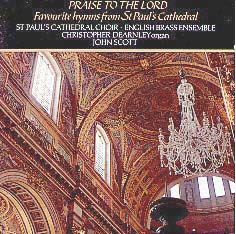 Hymns from St. Paul's Cathedral, London