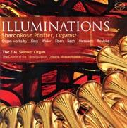 Illuminations, Sharon Rose Pfeiffer, Organist