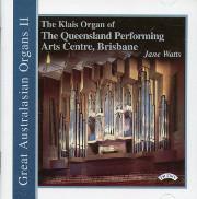 Great Australasian Organs II