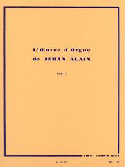 Jehan Alain, L'Œuvre d'Orgue, Volume 2