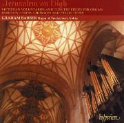 Jerusalem on High