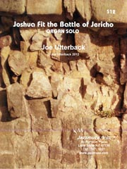 Joe Utterback: Joshua Fit the Battle of Jericho (solo)