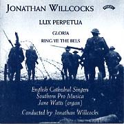 Jonathan Willcocks: Lux Perpetua