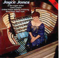 Joyce Jones at West Point
