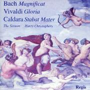 Bach: Magnificat; Vivaldi: Gloria; Caldara: Stabat Mater