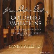 J. S. Bach: Goldberg Variations, BWV 988 Daniel Sullivan plays on 97-ranks of Aeolian-Skinner