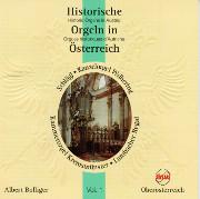 Austrian Organ Tour, Vol. 1