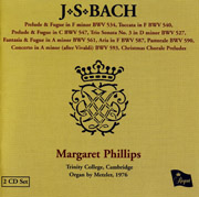 JS Bach Organ Works Vol. IV