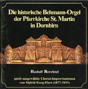 Karg-Elert's, opus 65: Choral-Improvisations