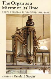 The Organ as a Mirror of Its Time