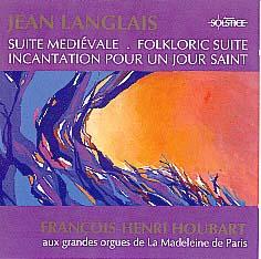 Langlais at the Madeleine