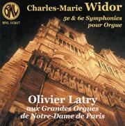 Latry Plays Widor