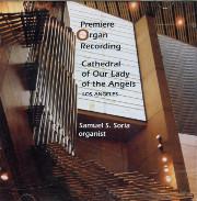 The Los Angeles Cathedral Dobson Organ, 105 ranks!