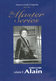 The Master Series, Vol 2      Marie-Claire Alain
