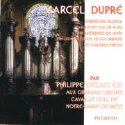 Marcel Dupré Symphonie Passion... par Philippe Delacour