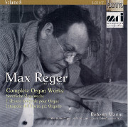 Max Reger Complete Organ Works Vol. 8