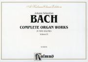 Johann Sebastian Bach, Complete Organ Works in Nine Volumes, Volume 9