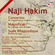 Naji Hakim, Concertos and Ensemble Works