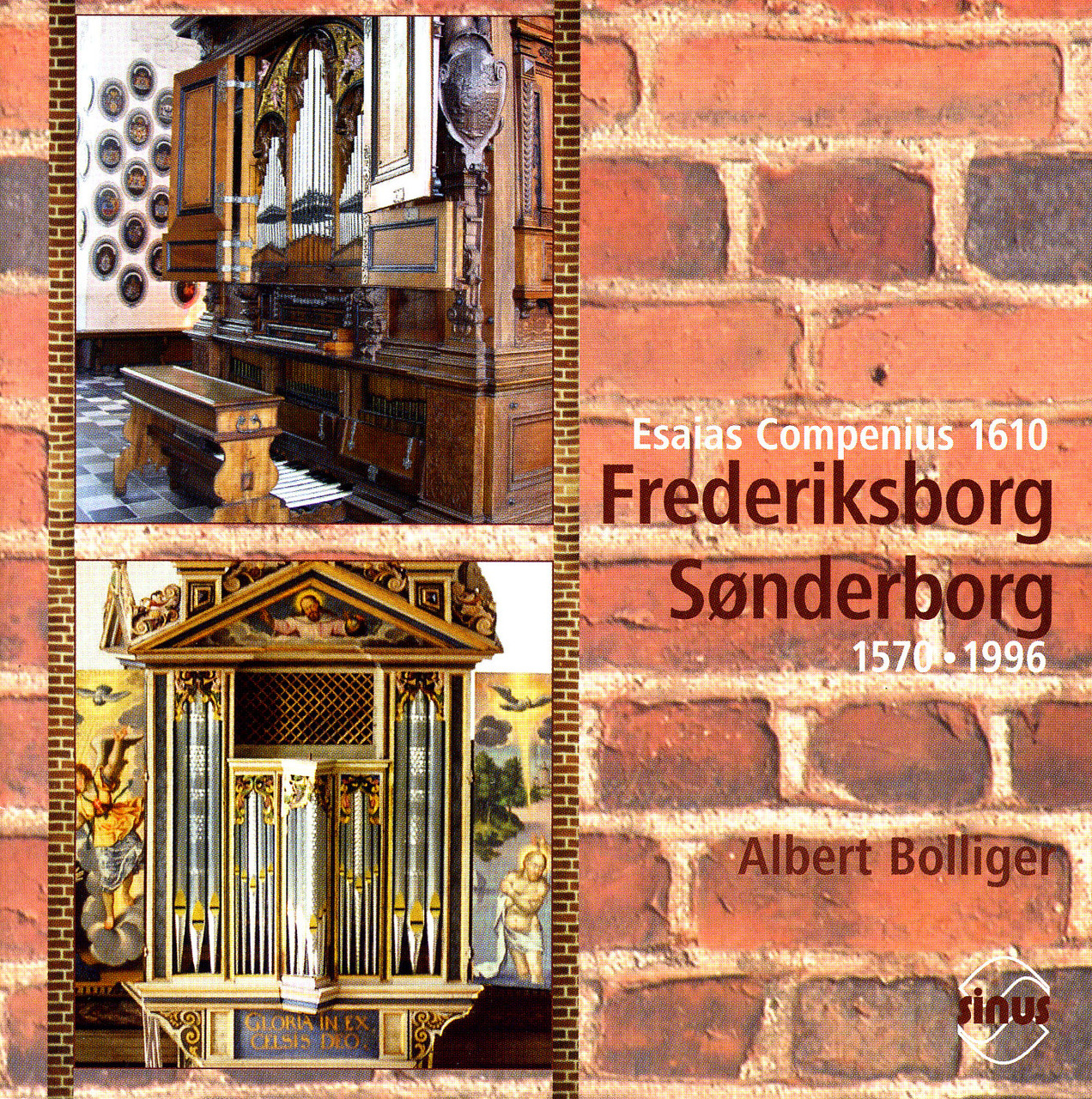 A New Recording of the 1610 Compenius Organ & the Dorothea Organ in Sonderborg