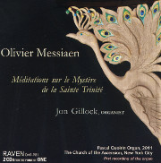 Olivier Messiaen Méditations sur le Mystère de la Sainte Trinité