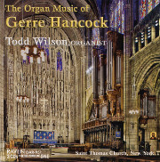 The Organ Music of Gerre Hancock