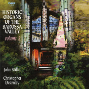 Organs of the Barossa Valley, Volume Two