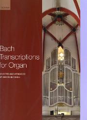 Bach Transcriptions for Organ