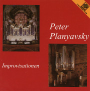 Planyavsky Improvises In Cathedrals at Bremen & Brixen