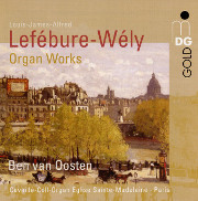 Ben Van Oosten Plays Lefébure-Wély at The Madeleine